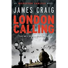 London Calling (Inspector Carlyle) by James Craig (2011-08-04)