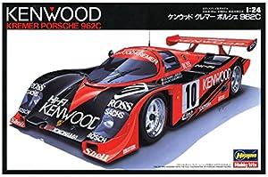 Hasegawa ha202871: 24Escala Kenwood Kremer Porsche 962C Modelo Kit
