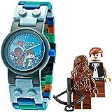 Lego - 8020400 - Montre Enfant - Quartz Analogique - Cadran Multicolore - Bracelet Plastique Multicolore