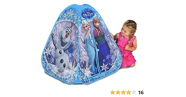 Disney Pop-Up-Zelt f/ür Kinder M/ädchen Spielzeug 3 Jahre Design Cars Rayo Mac Queen Faltpavillon f/ür Kinder