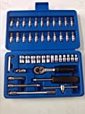"Best Socket Sets - King Tony KingTony 46pc 1/4"" Socket Set 2346 Review"