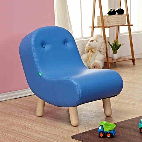 DEO Bureau d'ordinateur Enfants Canapé Fauteuil Relax Toddler Canapé Enfants Jeux Siège Garçons Filles durable (Couleur : Bleu)