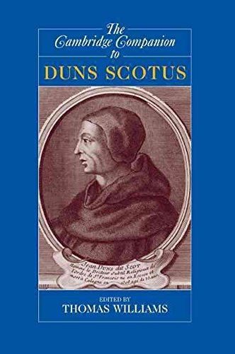 [The Cambridge Companion to Duns Scotus] (By: Thomas Williams) [published: January, 2011]
