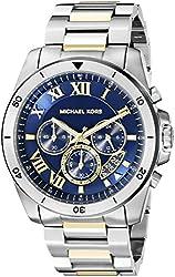 Michael Kors Analog Blue Dial Mens Watch-MK8437