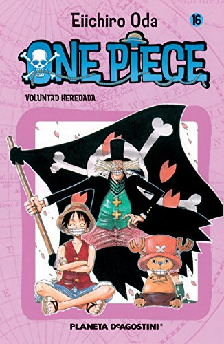 One Piece nº 16: Voluntad heredada