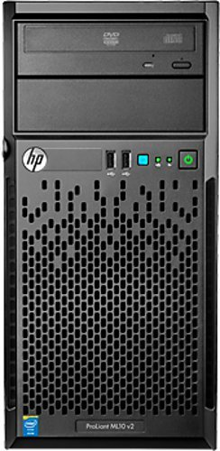 Produktbild HP ProLiant ML10 v2 G3240-Server (nicht Hot-Plug-fähig, 4 GB-U, B120i, 4 LFF, 350-W-Netzteil)