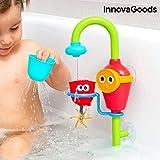 InnovaGoods IGS IG811617 - Flow & Fill Kinderbadetuch, Mehrfarbig