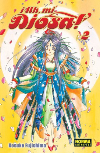 Ah, Mi Diosa, 2/Oh My Goddess 2 (Oh My Goddess/Ah Mi Diosa (Spanish)) por Kosuke Fujishima
