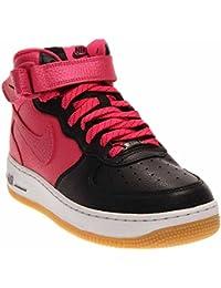 Nike Air Force 1 Mid (Gs), Zapatillas de Baloncesto para Niñas