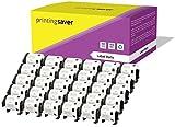30 Rollen DK11209 DK-11209 29mm x 62mm Adress-Etiketten kompatibel für Brother P-Touch QL-500 QL-550 QL-560 QL-570 QL-580N QL-650TD QL-700 QL-720NW QL-1050 QL-1060N (800 Etiketten pro Rolle)