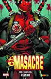 Masacre. Asesino
