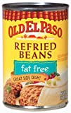 #4: Old El Paso Fat Free Refried Beans, 453g