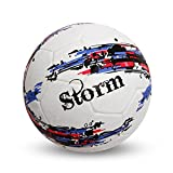 #10: Nivia Storm Football, Size 5