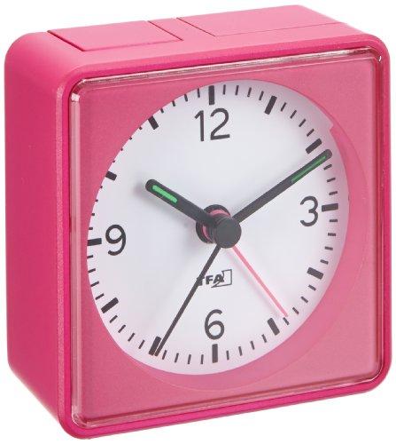 TFA Dostmann Despertador Sin Sonido Push 60.1013.12