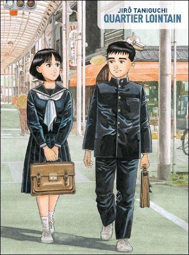 Quartier lointain : Carnet de notes par Jiro Taniguchi