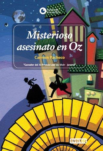 Misterioso asesinato en Oz (Punto de encuentro) por Pacheco Torres Carmen