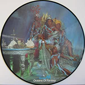 OCEANS OF FANTASY ( LP / Vinyl Schallplatte Disque Record) BONEY M