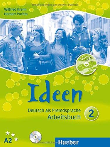 Ideen. Arbeitsbuch. Per le Scuole superiori. Con CD Audio. Con CD-ROM: 2