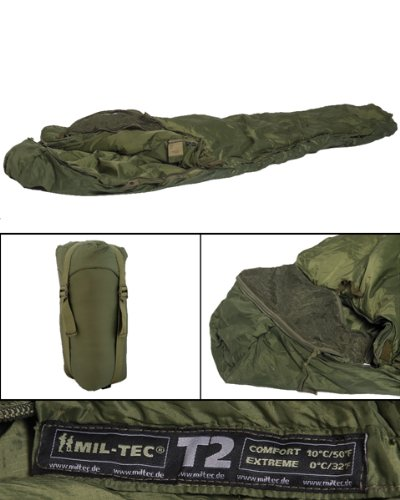 SCHLAFSACK TACTICAL 2 OLIV [Misc.]