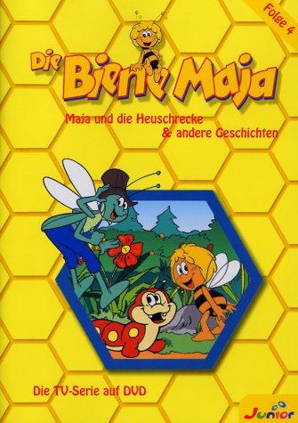 Die Biene Maja 04: Maja und die Heuschrecke & andere Geschichten