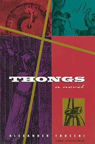 Thongs: A Novel -