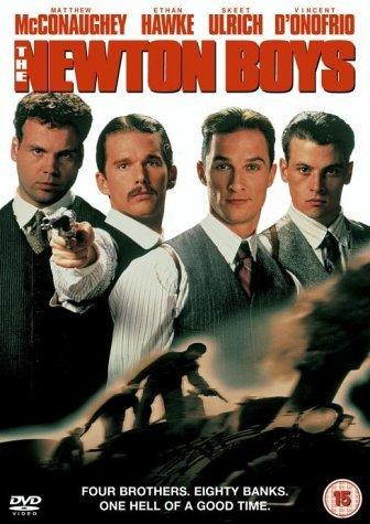 The Newton Boys [DVD] by Matthew McConaughey