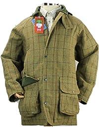 Hunter Outdoor Men's Shooting Tweed Jacket