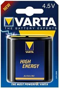 Varta Flachbatterie High Energy 4 5 V Bürobedarf Schreibwaren