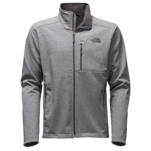 The North Face Men's Apex Bionic 2 Jacket - TNF Mid Grey Heather & TNF Mid Grey Heather - XS -