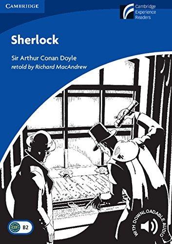 Sherlock Level 5 Upper-Intermediate (Cambridge Discovery Readers) by Richard MacAndrew (2014-12-29)