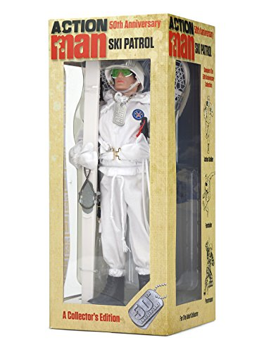 Image of Action Man 50th Anniversary Edition - Ski Patrol