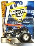 Hot Wheels Monster Jam - DRR76 Superman '25 anni 1992-2017'