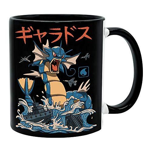 yvolve - Flying Water Kaiju - Tasse | Gaming Merchandise | Fan-Artikel