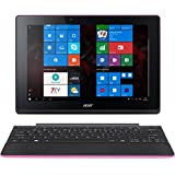 Acer Aspire Switch 10 E (SW3–013) 25,6 cm (10,1 pouces HD IPS) Tablette/PC 2 en 1 tablette PC Windows 10 rose bonbon (sans clavier)