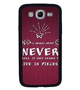 ifasho Designer Back Case Cover for Samsung Galaxy Mega 5.8 I9150 :: Samsung Galaxy Mega Duos 5.8 I9152 (Likeness Of Higher Education)