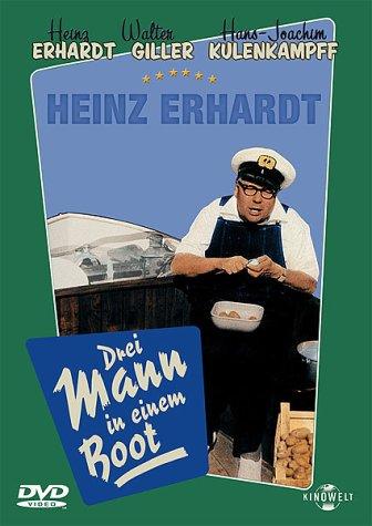 Drei Mann in einem Boot (Boot Dvd)