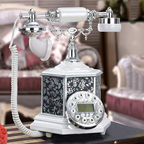 Telefon antike und Moderne Lounge/Arbeitszimmer/minimalistisches Telefon enthält 25x21x29cm Handy (Farbe: # 1)