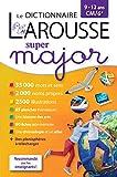 Larousse dictionnaire Super major 9/12 ans - Larousse - 10/06/2015