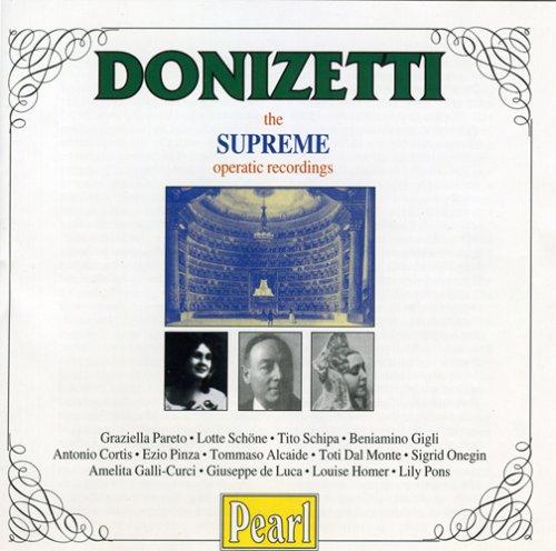 Supreme Operatic Recordings 19 [Import anglais]