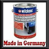 Garagenfarbe Garagenbeschichtung grau 2.5 Liter Kieselgrau - Weichmacherbeständig