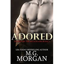 Adored (Billionaire Romance): Desired by the Billionaire Book 2 (Desired by the Billionaire Boxed set)