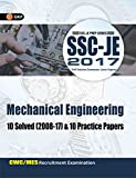 SSC JE Mechanical Engineering 10 Solved Papers & 10 Practice Papers