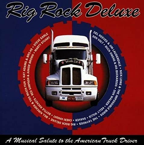 A Musical Salute To The American Truck Driver [Import anglais]