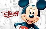 Mickey Mouse Torten Druck Bild auf A4 Fondant Papier