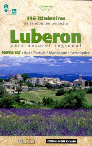 Luberon Parc naturel régional : Partie Est