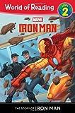The Story of Iron Man (Level 2) (World of Reading Marvel - Level 2)