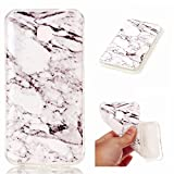 MUTOUREN Samsung Galaxy J3 J310 case cover Silicone Case Cover Ultra Slim Fitted TPU Rubber Gel Case flexible anti-shock anti-scratch soft crystal clear, durable-white