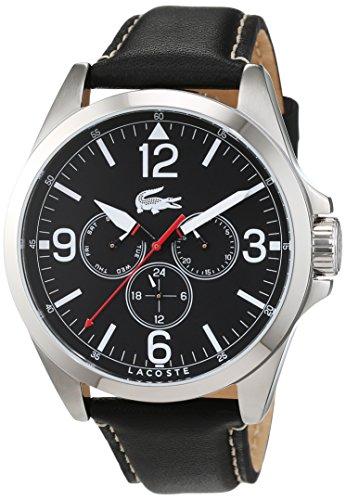 Lacoste Montreal para hombre-reloj analógico de cuarzo cuero 2010804