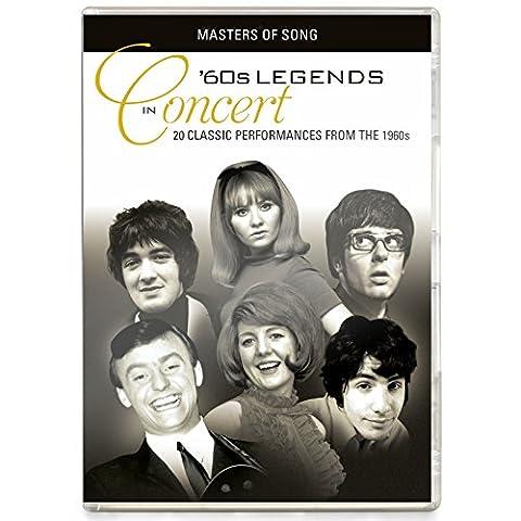 60s Legends in Concert DVD by Zestify