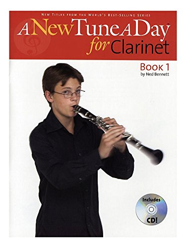 A New Tune A Day: Clarinet - Book 1 (CD ...